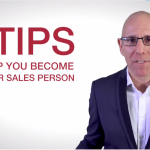 8 Top Tips for Becoming a Better Sales Person