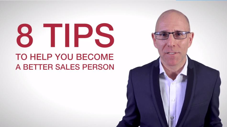 tips on selling - Jonathan