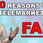INFOGRAPHIC- 10 reasons why telemarketers fail.
