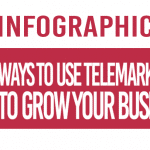INFOGRAPHIC-10 Ways to Use Telemarketing to Grow your Business