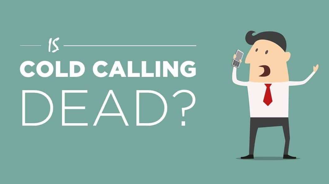 Social selling has killed cold calling. Or, has it?