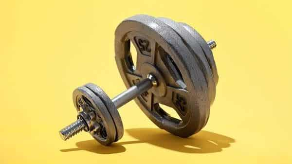 lopsided weight